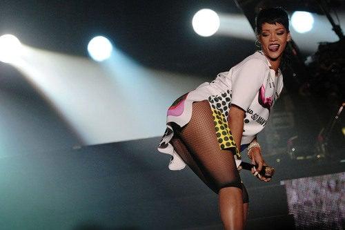 Rihanna, protagonista del 'F1 Rocks'