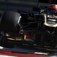 Kimi Räikkönen, de vuelta al trabajo en Corea