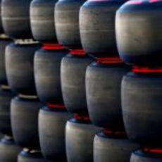 Neumáticos medios y superblandos en Corea