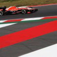 Max Chilton se estrena en el Gran Premio de Corea