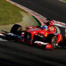 Fernando Alonso no rindió como sus rivales