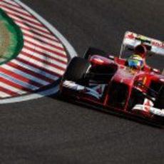 Felipe Massa clasificó quinto en Suzuka