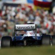 Valtteri Bottas se quedó cerca de pasar a la Q3