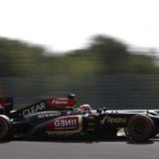 Mala sesión de clasificación para Kimi Räikkönen que se quedó en la novena plaza