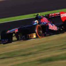 Daniel Ricciardo fue sancionado en Japón