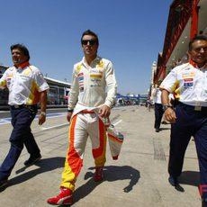 Gran Premio de Europa 2009: Entrenamientos