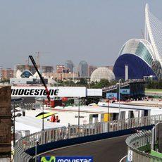 Gran Premio de Europa 2009: Clasificación