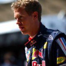 Vettel logra la cuarta posición