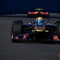 Gran Premio de Europa 2009: Carrera