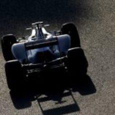 Pastor Maldonado completa el GP de Japón 2013