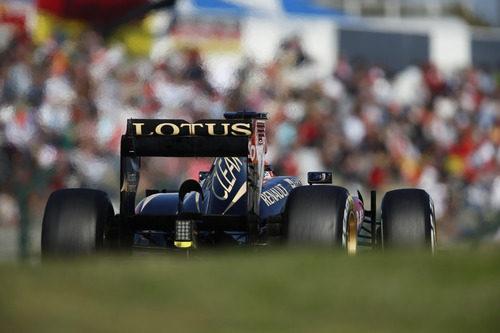 Kimi Räikkönen remontó hasta la quinta posición en Suzuka