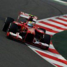 Felipe Massa tuve buen ritmo en los entrenamientos