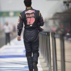 Daniel Ricciardo finaliza en décima posición