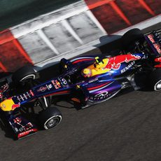 Compuesto medio para Mark Webber