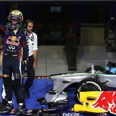 Nueva victoria de Sebastian Vettel