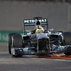 Nuevo podio para Nico Rosberg