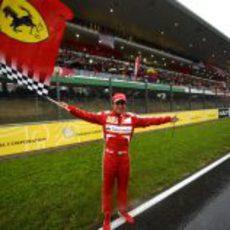 Ferrarista 'per sempre'