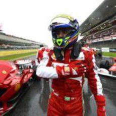 Con Ferrari en el corazón