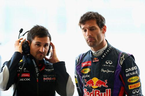 Mark Webber afronta su último GP de Estados Undios