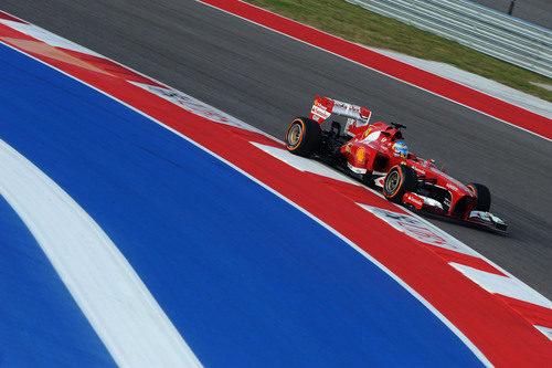 Fernando Alonso superó los problemas de espalda