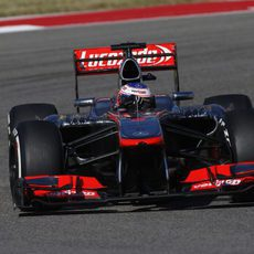 Compuesto medio para Jenson Button