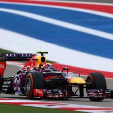 Mark Webber completa los Libres 3 en Austin
