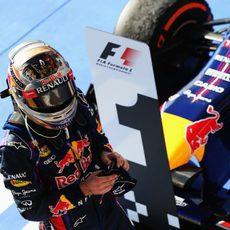 El número uno en Austin es Sebastian Vettel