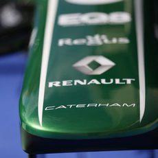 Renault y Caterham unidos en Austin