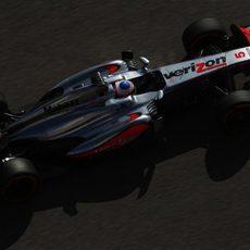 Jenson Button, campeón en la sombra