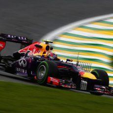 Buen ritmo para Mark Webber