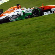 Force India da una oportunidad a James Calado