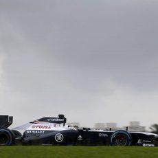 Últimos libres del año para Pastor Maldonado