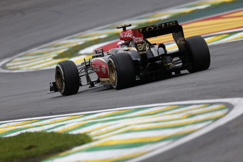 Heikki Kovalainen no puntuó en Brasil