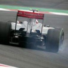 Gran Premio de Bélgica 2009: Clasificación