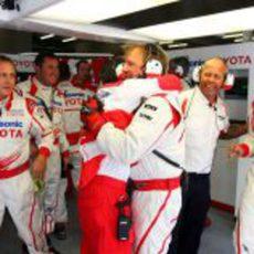Felicidad en Toyota