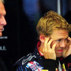 Vettel y Marko