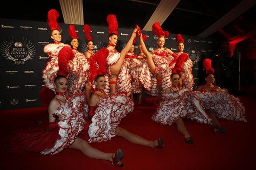 El Moulin Rouge y la FIA, unidos