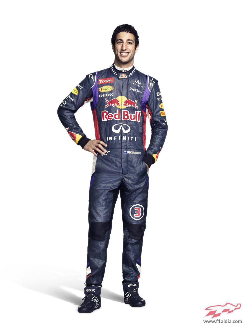 Piloto Red Bull 2014 Piloto de Red Bull Para