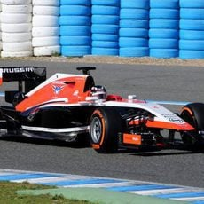 Max Chilton a los mandos del MR03