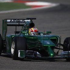 Robin Frijns finaliza en la séptima posición de la tabla de tiempos