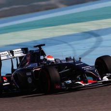 Más kilómetros en pista para Adrian Sutil
