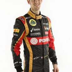 Romain Grosjean sigue con Lotus en 2014
