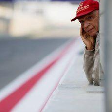 ¿Aló? ¿Hay alguien Niki Lauda?