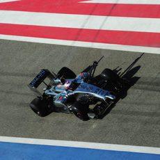 Jenson Button regresa a boxes en Sakhir