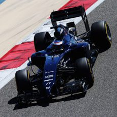 Nueva curva en Sakhir para Valtteri Bottas