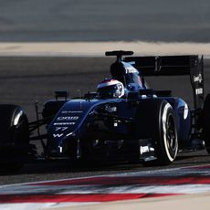 Neumático medio para Valtteri Bottas