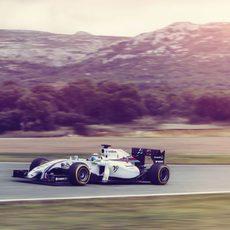 Williams Martini Racing presenta su nueva decoración