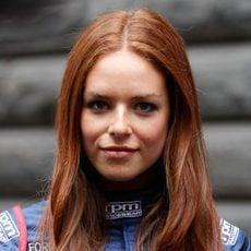 Georgia Geminder embajadora del Gran Premio
