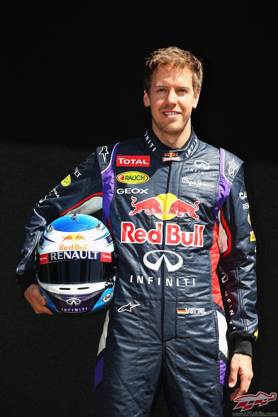 Piloto Red Bull 2014 Piloto de Red Bull en 2014