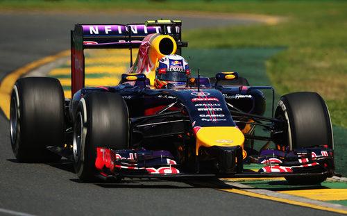 Compuesto medio para Daniel Ricciardo